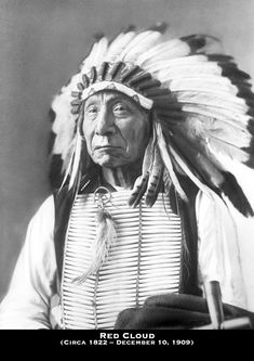 Available now at: www.etsy.com/shop/vintageimagerystore Native American Indians, Native American History, Fort Laramie, Post Secret, Red Cloud, Prints For Sale, Order Prints, Nativity, Monochrome