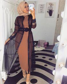 Cotton head scarf instant black hijab ready to wear muslim accessories for women Affiliate link Hijab Fashion Summer, Modest Fashion Hijab, Modern Hijab Fashion, Modesty Fashion, Hijab Fashion Inspiration, Arab Fashion, African Fashion Dresses, Muslim Fashion, Fashion 2020