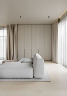 Interior Design Living Room, Living Room Designs, Living Room Decor, Bedroom Decor, Room Interior, Living Rooms, Minimalist Interior, Minimalist Home, Minimalistic Design
