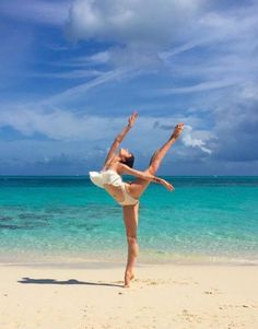 On the photo the beautiful Brittany Cavaco 🌸💕 Happy Monday! On the photo the beautiful Brittany Cavaco 🌸💕 Dance Picture Poses, Dance Photo Shoot, Poses Photo, Dance Photos, Dance Pictures, Beach Pictures, Beach Dance Photography, Gymnastics Photography, Dance Moms