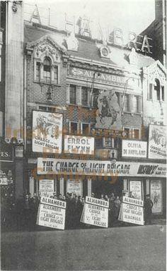 Alhambra theatre, Lower North Street, Belfast