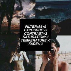 VSCO has the best filters= Vsco Photography, Photography Filters, Photography Editing, Photography Ideas, Instagram Theme Vsco, Instagram Feed, Paramètre Photo, Fotografia Vsco, Foto Filter