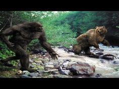 Ben Matine Bigfoot Doc - YouTube
