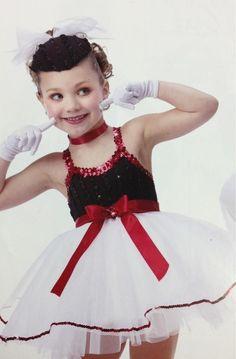 young Maddie Ziegler dance photo