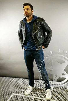 Sebastian Stan, James Barnes, Man Thing Marvel, Disney Marvel, Bucky Barnes, Winter Soldier, My Crush, Hot Guys, Cool Photos