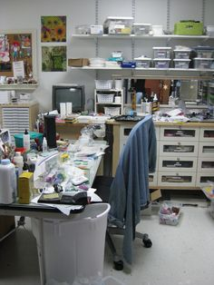 Polymer Clay Studio --- libzoid_studio