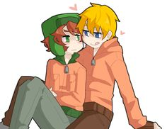 Friendly Faces Everywhere South Park Anime, South Park Fanart, Kyle South Park, Kyle Broflovski, Park Art, Ship Art, Drawings, Cute, Stupid