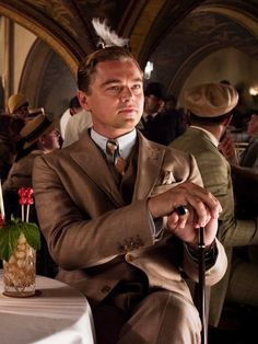 Scott Fitzgerald's The Great Gatsby starring Robert Redford to the 2013 adaption of the novel featuring Leonardo DiCaprio. Jay Gatsby, Revival Clothing, The Right Man, The Great Gatsby, Single Men, Scott Fitzgerald, Classic Man, Leonardo Dicaprio, Ancient Greece