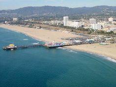 Santa Monica, AKA Silicon Beach