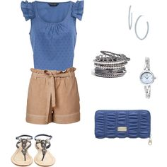 Spring, created by mrscosentino on Polyvore