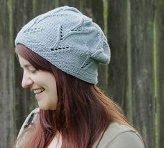 Ravelry: Floreo Slouch Hat pattern by Triona Murphy