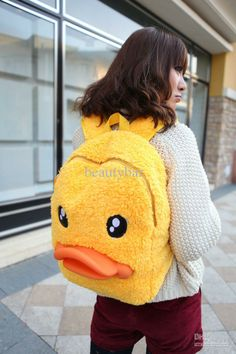 Duck Backpack !
