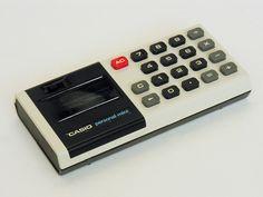 CASIO Personal Mini Calculator by vicent.zp, via Flickr