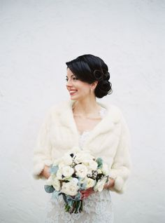 Stay luxuriously warm on your wedding day….Blaze & Lawrence Luxury Furs https://www.etsy.com/shop/AutumnandYosVintage?ref=hdr_shop_menu  #dreamsdocometrue #perfectday #luxury #hesaidyes #unforgettable #luxe #wedding #winter #spring #fall #bride #bridal #snow #fur #nerz #fox #mink #pelz #stole #cape #wrap #shrug #shawl #bolero #jacket #classic #love #trendsetteralert………