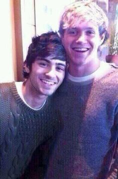One Direction - Niall Horan & Zayn Malik - Ziall One Direction Pictures, I Love One Direction, Direction Quotes, Bff Pictures, Zayn Malik, Niall Horan, Wattpad, James Horan, 1d And 5sos