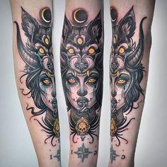 Art Inspired Tattoos By Jessica Ann White | Tattoodo