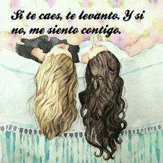 #frase #amigas #amistad