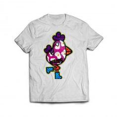 Supatees Street Art Chicken T-Shirts, Hoodies