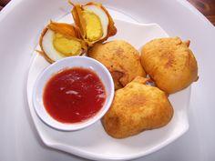 Mutta Bajji Recipe – Egg Bajji Recipe