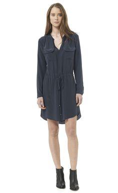 shirt dress rebecca taylor