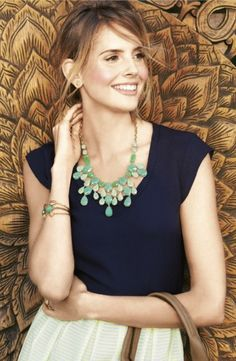 The Linden will Make your Friends Green with Envy!www.stelladot.co.uk/monikapaul
