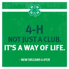 way of life Ffa Creed, 4 H Club, H Logos, A Way Of Life, 6 Years, Leadership, Fun Facts, I Am Awesome, Words
