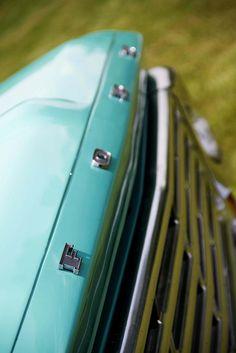 Old Ford. Love the color. Zeckford.com #ZeckFord #ThrowBackThrusday