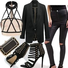 Ponte #fashion #mode #look #style #trend #outfit #sexy
