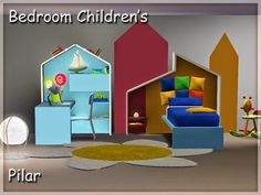 14-04-2014 Bedroom Children's ~ simcontrol.es
