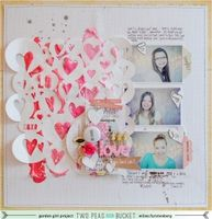 A Video by Wilna from our Scrapbooking Gallery originally submitted 01/29/13 at 09:04 AM