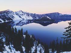 oregon-dreaming:  Crater Lake.