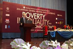 Chief Economist Presents Inequality in South Asia