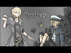 【YOHIOloid, Oliver】Brothers【VOCALOID 3】