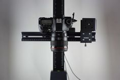 Our rostrum camera used to shoot stop motion animation