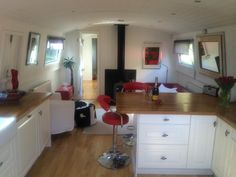 Collingwood 57 Widebeam for sale UK, Collingwood boats for sale, Collingwood…