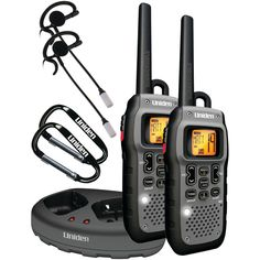 Uniden 50-mile Range 2-way Frs And Grms Radios