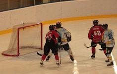 Prussians Berlin - Niesky Tornados 6-4 (third league hockey)