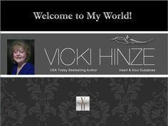 A short introduction to USA Today Bestselling Author, Vicki Hinze, her mission, books--fiction and nonfiction--her blogs, columns, articles, newsletters, special projects and more.
