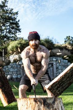 Manly as F*ck