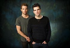 chris pine zachary quinto - Поиск в Google