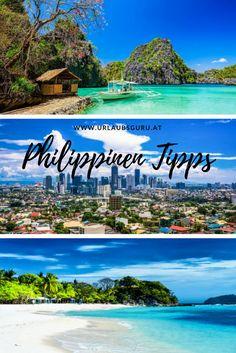 Ich verrate euch meine besten Tipps für eine Reise auf die Philippinen. Backpacking, Philippines, Paradise, Island, Travel, Tips, Travel Backpack, Backpacker