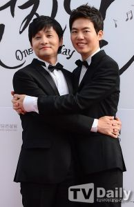 Actors want legal marriage @ HanCinema :: The Korean Movie and Drama Database