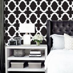 moroccan-trellis-pattern-wallpaper-black-white