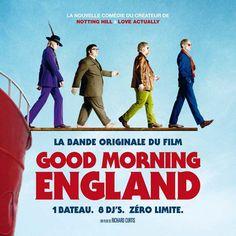 Good Morning England (2009) - Richard Curtis •