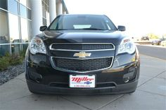 2014 Chevrolet Equinox LT LT 4dr SUV w/1LT SUV 4 Doors Black for sale in Rogers, MN Source: http://www.usedcarsgroup.com/used-chevrolet-equinox-for-sale