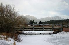 Moraine Park Bridge - Colorado