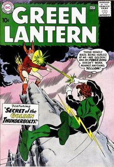 Green Lantern #2 never gets old! :)