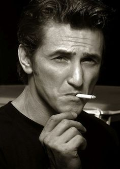 I think life's an irrational obsession. - Sean Penn