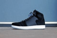 Image of Air Jordan Prime 5 Black/Wolf Grey/White