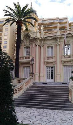 The New National Museum of Monaco.(NMNM) #www.frenchriviera.com